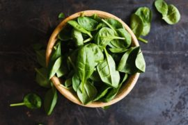 How_much_spinach_is_in_a_cup