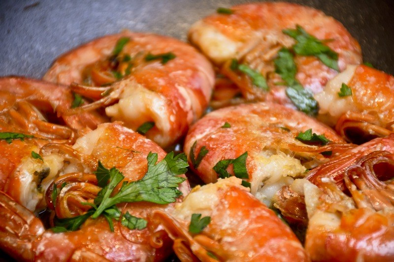 How_to_make_garlic_shrimps