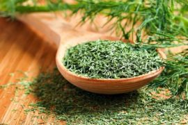How_much_dried_dill_weed_is_in_a_spoon