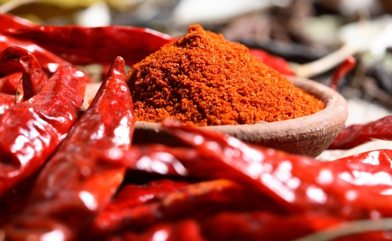 How_much_red_cayenne_pepper_in_a_spoon