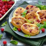 Easy berry pancakes recipe