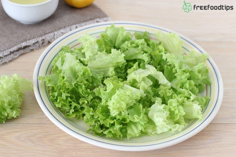 Step_11 How to make Caesar salad