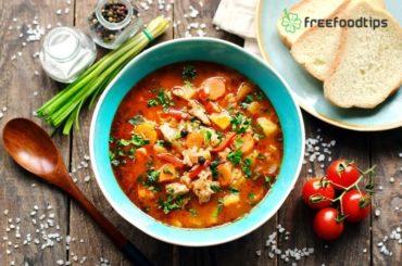 Chicken Kharcho Soup Recipe