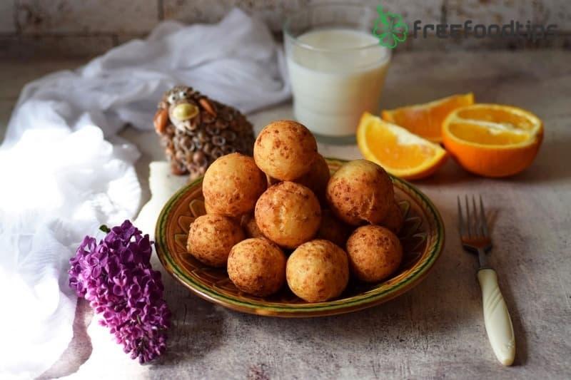 Cottage Cheese Balls Recipe