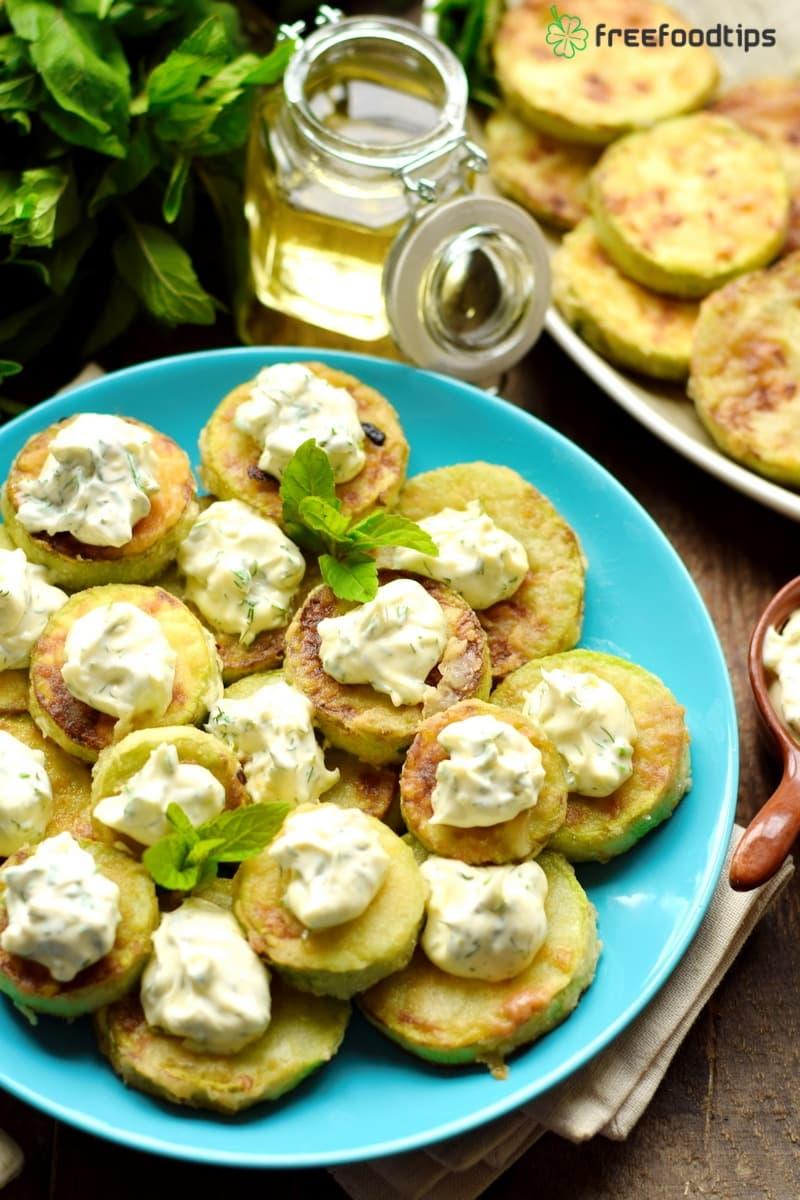 Fried Summer Squash Recipe