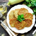 Potato Summer Squash Patties