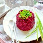 Boiled Beetroot Salad