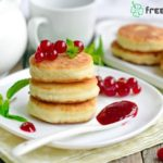 Syrniki Cottage Cheese Pancakes
