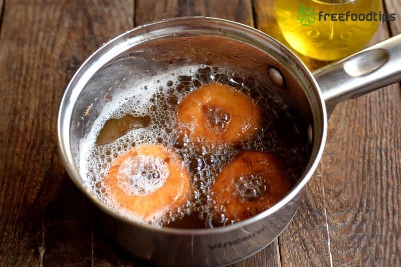 Step_5 How to make homemade yeast doughnuts