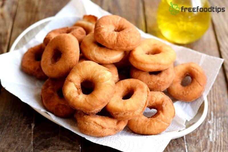 Step_6 How to make homemade yeast doughnuts