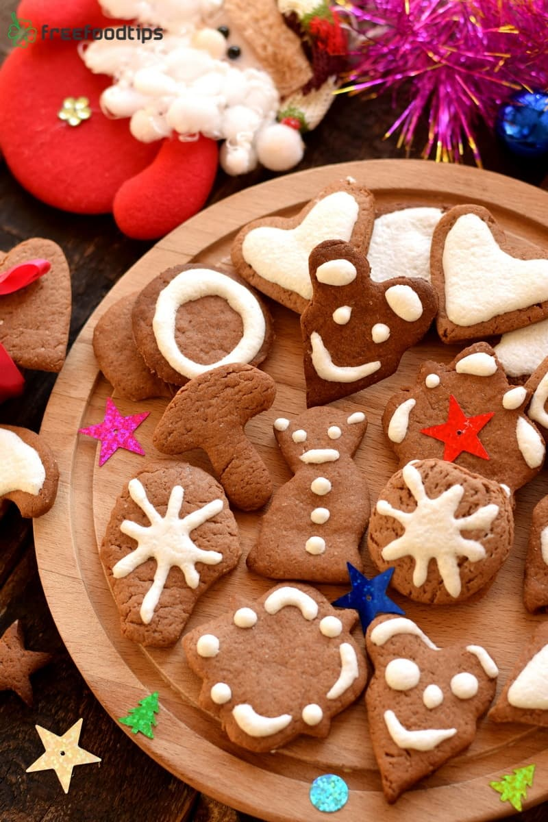 Gingerbread cookies without molasses recipe
