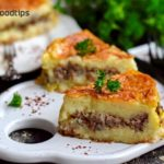 Mashed Potato Casserole with Minced Meat