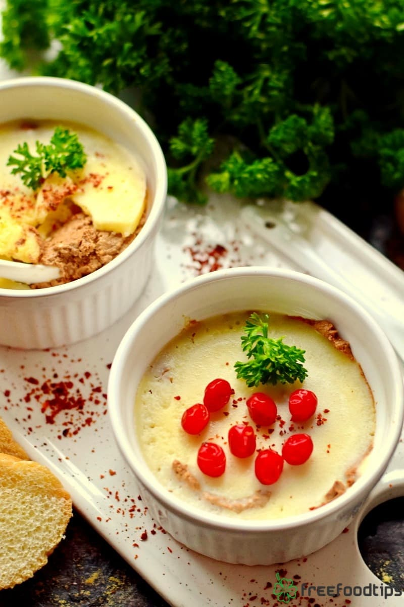 Tasty pate recipe with chicken liver