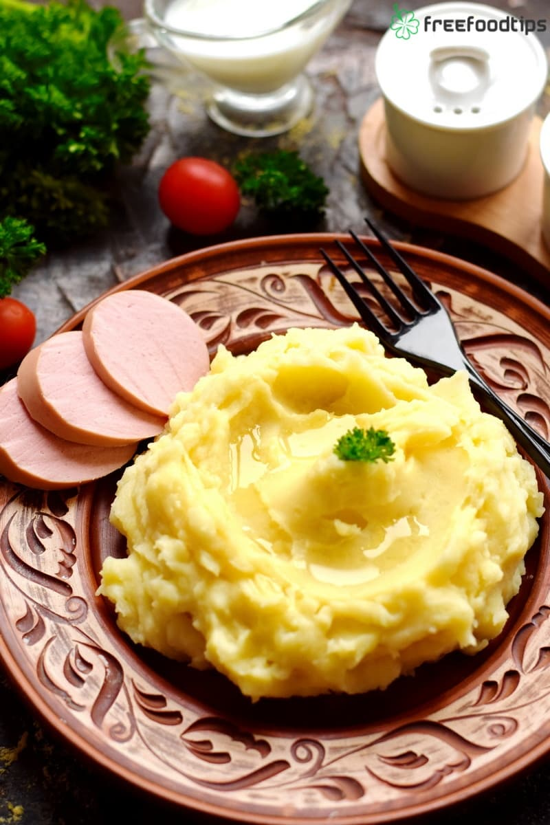 Easy and Tasty Mashed Potato