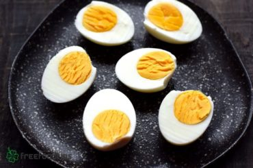 Hard Boiled Eggs Recipes