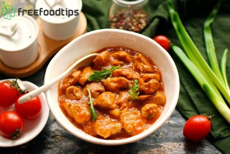 Goulash Recipe with Pork
