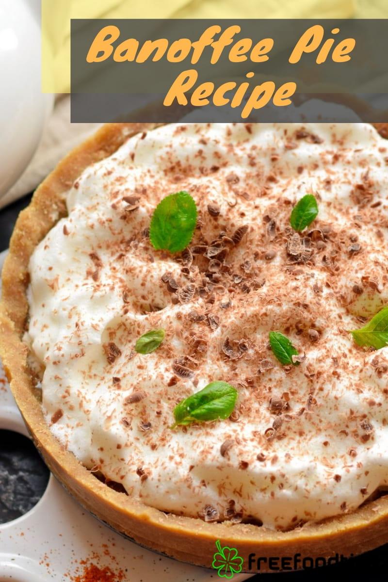 Classic Banoffee Pie Recipe