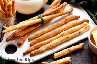 Grissini Sticks Recipe