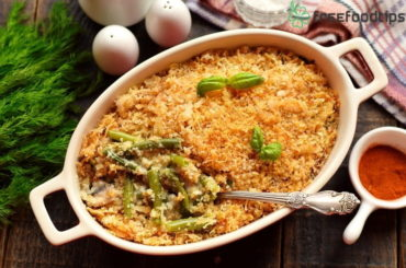Fresh Green Bean Casserole Recipe