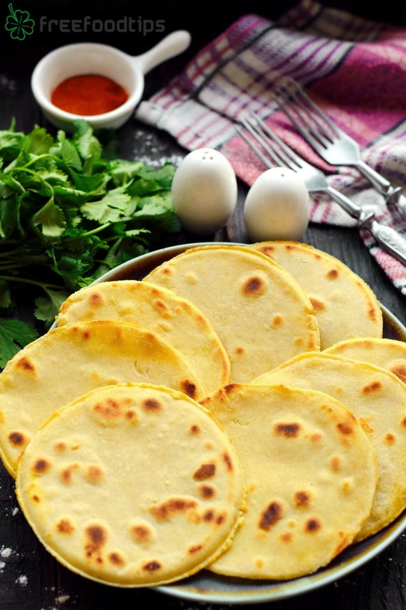 Easy Tortillas Recipe