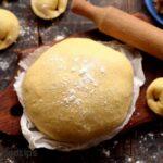 How to Make Dough for Pierogi Dumplings and Pelmeni
