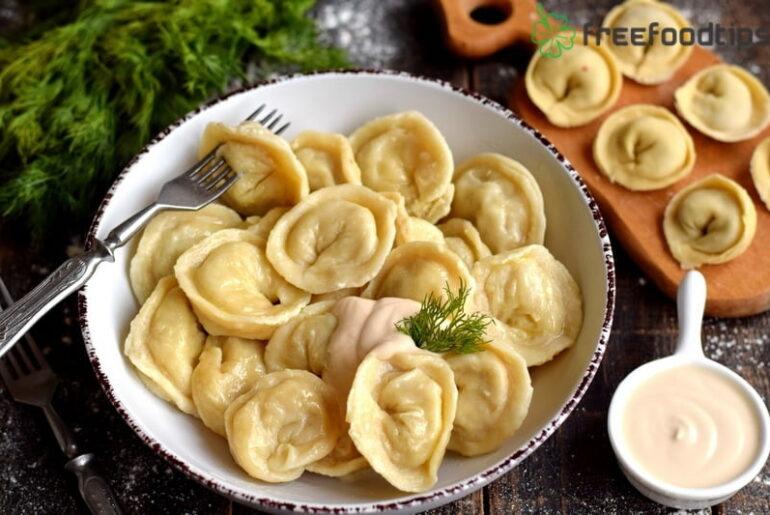 Russian Pelmeni Recipe