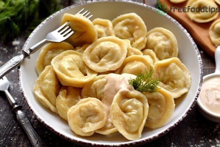 Tasty Filling Recipe for Dumplings