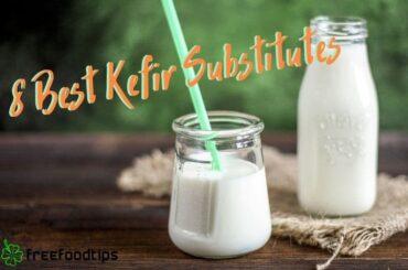 8 Best Kefir Substitutes