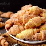 Homemade crescent rolls recipe