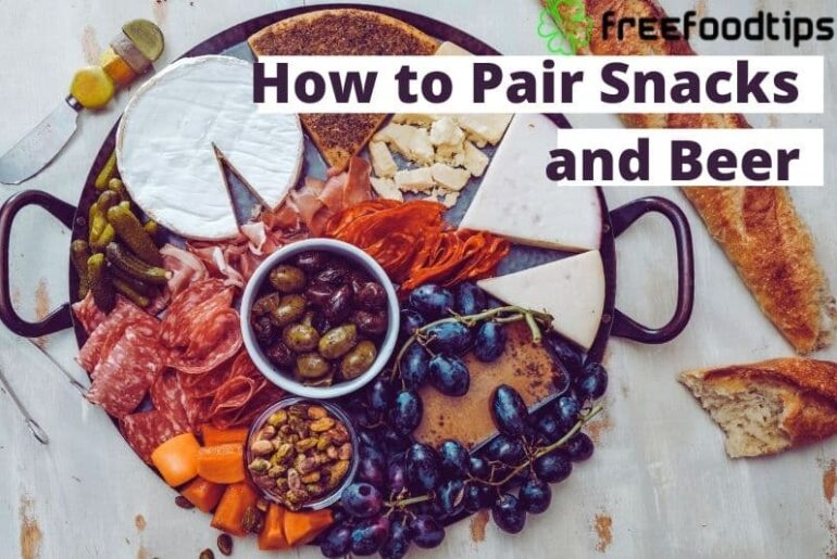How to Pair Beer and Snacks