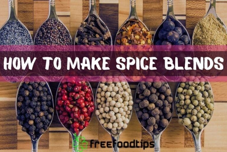 How to Make Spice Blends